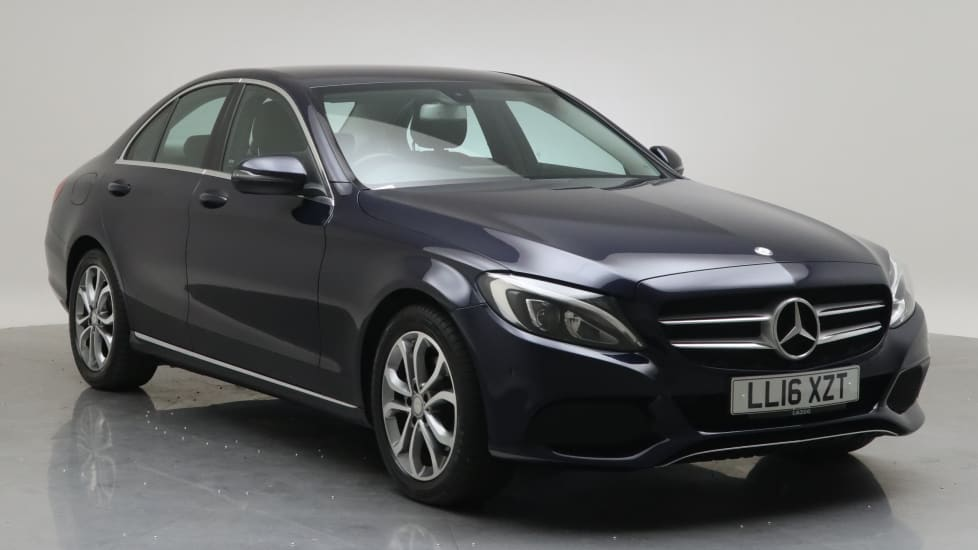 2016 Used Mercedes-Benz C Class 2.1L Sport C220d