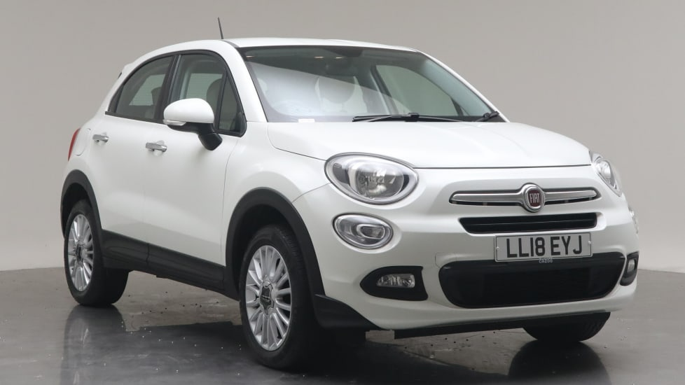 2018 Used Fiat 500X 1.6L Pop Star E-Torq