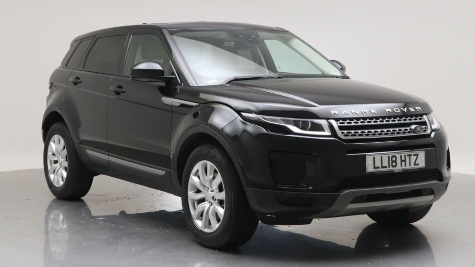 2018 Used Land Rover Range Rover Evoque 2L SE TD4