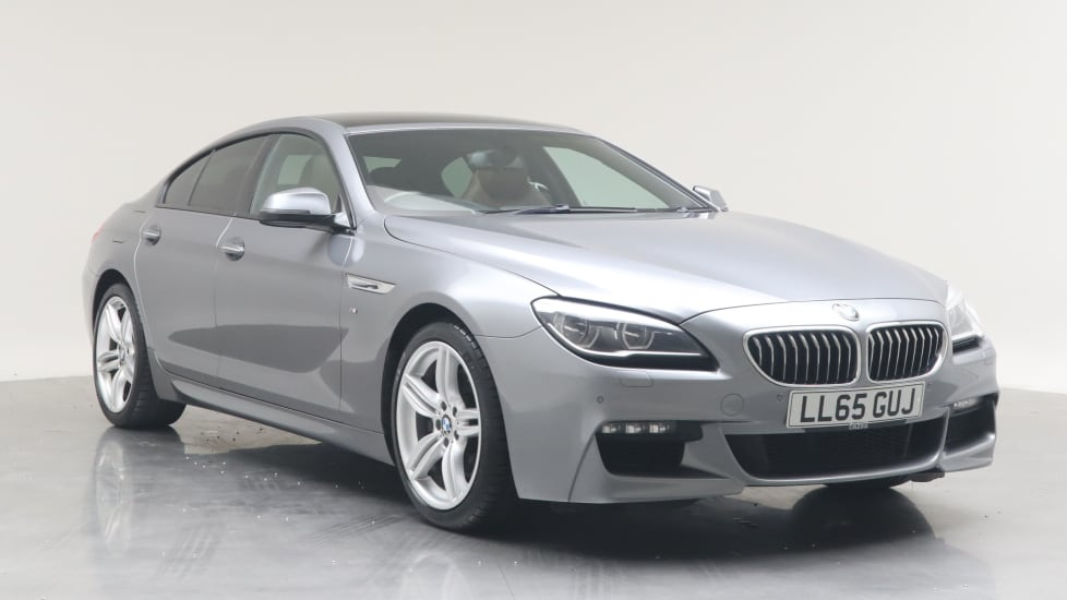 2015 Used BMW 6 Series Gran Coupe 3L M Sport 640i