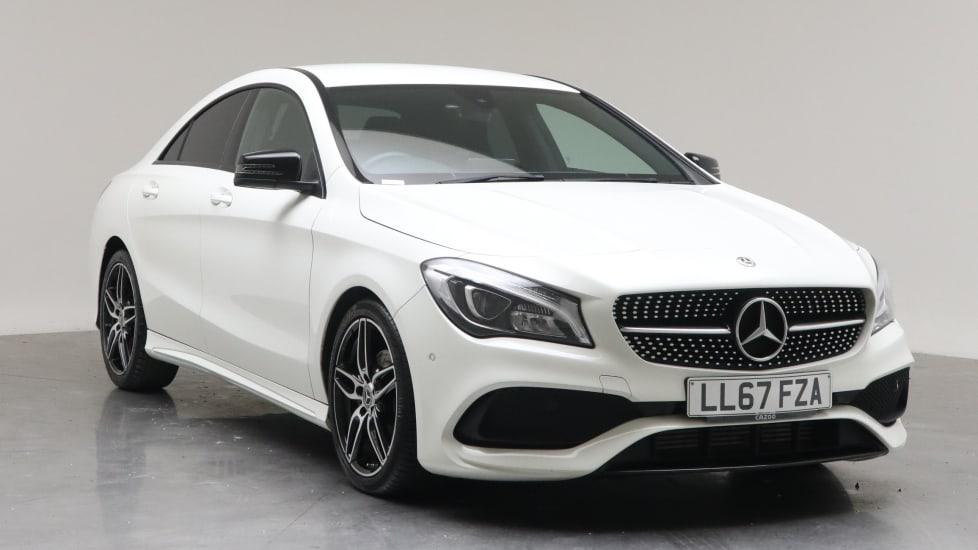 2017 Used Mercedes-Benz CLA Class 1.6L AMG Line CLA180