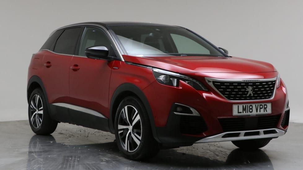 2018 Used Peugeot 3008 2L GT Line BlueHDi