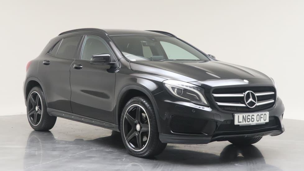 2016 Used Mercedes-Benz GLA Class 2.1L AMG Line GLA200