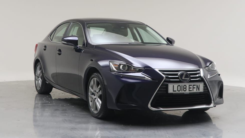 2018 Used Lexus IS 300 2.5L Advance