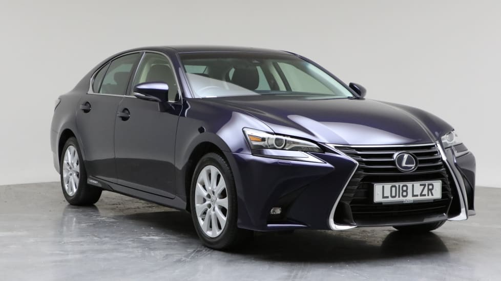 2018 Used Lexus GS 300 2.5L Executive Edition