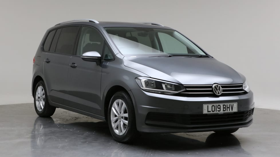 2019 Used Volkswagen Touran 1L SE Family TSI