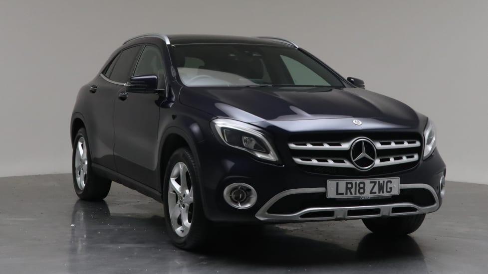 2018 Used Mercedes-Benz GLA Class 2.1L Sport GLA200d