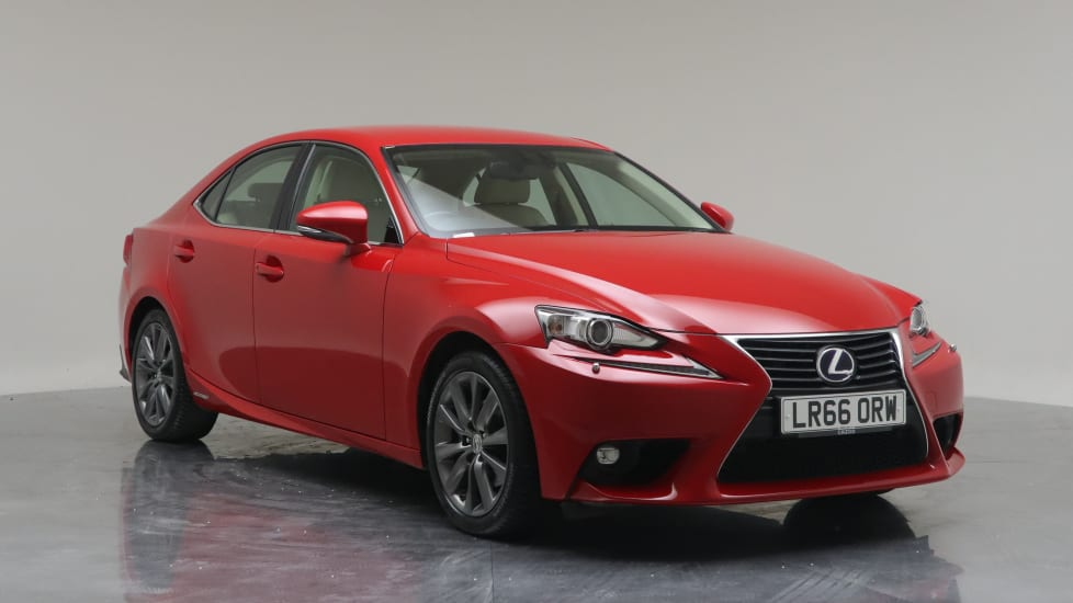 2016 Used Lexus IS 300 2.5L Advance