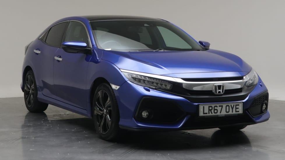 2017 Used Honda Civic 1.5L Prestige VTEC Turbo