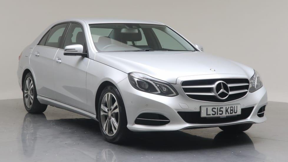 2015 Used Mercedes-Benz E Class 2.1L SE BlueTEC E220 CDI