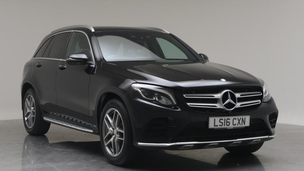 2016 Used Mercedes-Benz GLC Class 2.1L AMG Line GLC250d