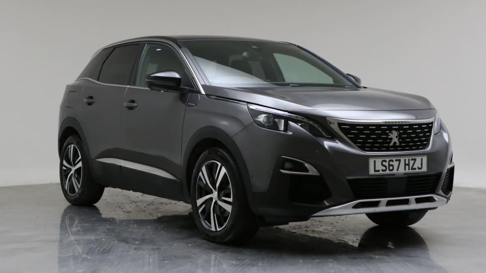 2018 Used Peugeot 3008 1.6L GT Line BlueHDi
