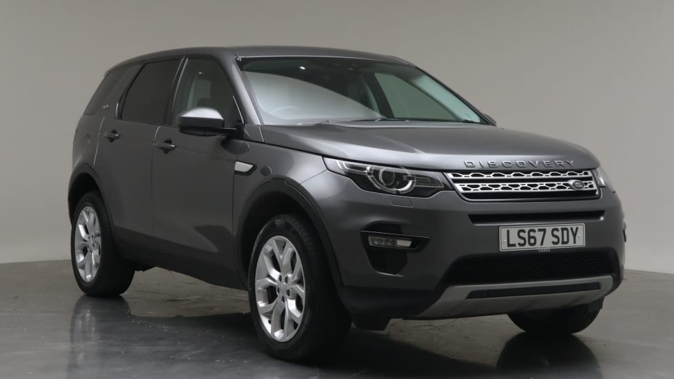 2017 Used Land Rover Discovery Sport 2L HSE TD4