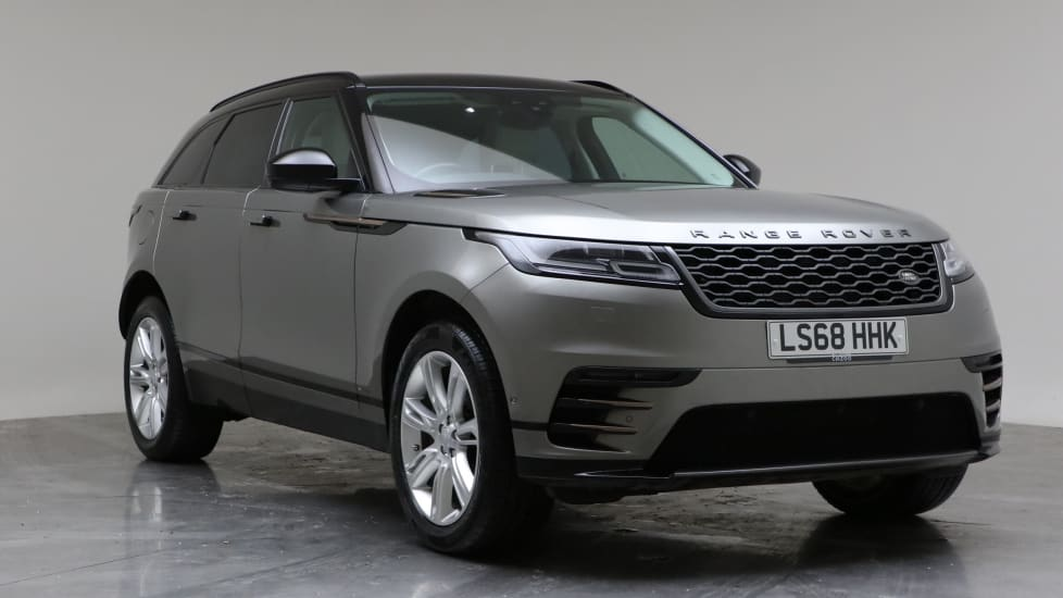 2018 Used Land Rover Range Rover Velar 2L R-Dynamic SE D180