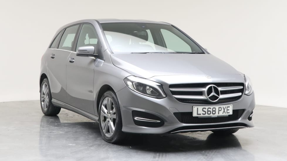 2018 Used Mercedes-Benz B Class 1.6L Exclusive Edition B180