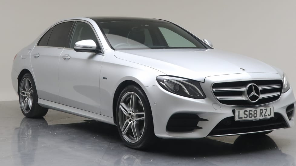 2018 Used Mercedes-Benz E Class 2L AMG Line E350e