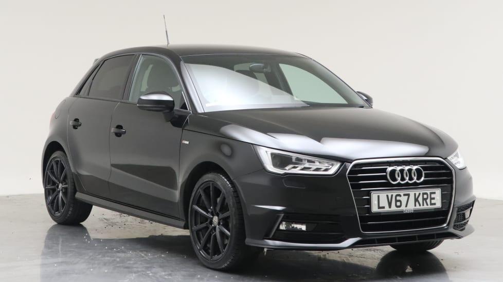 2017 Used Audi A1 1.4L S line TFSI