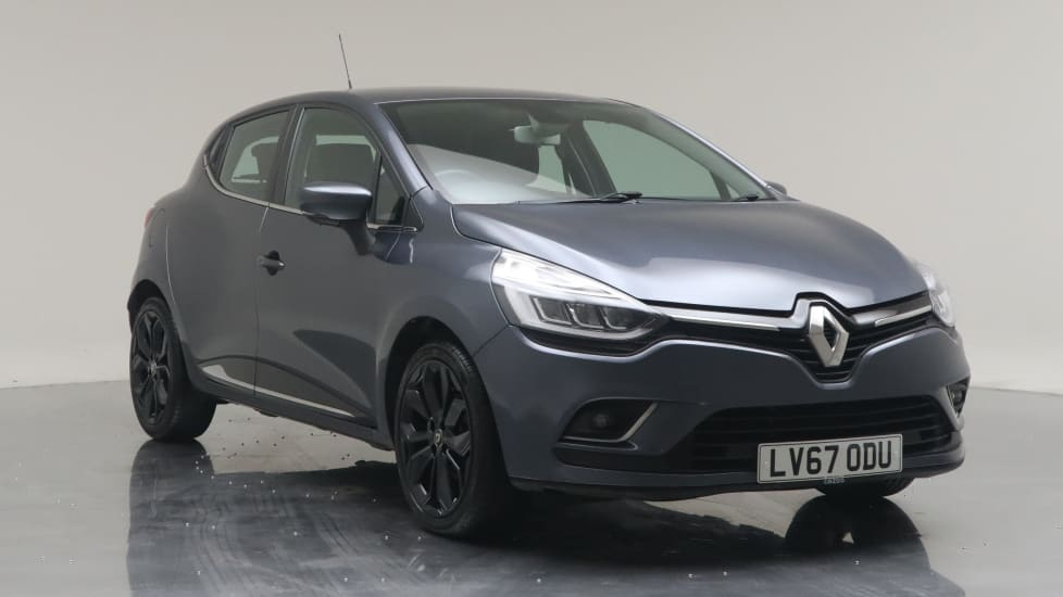 2017 Used Renault Clio 1.2L Dynamique S Nav TCe