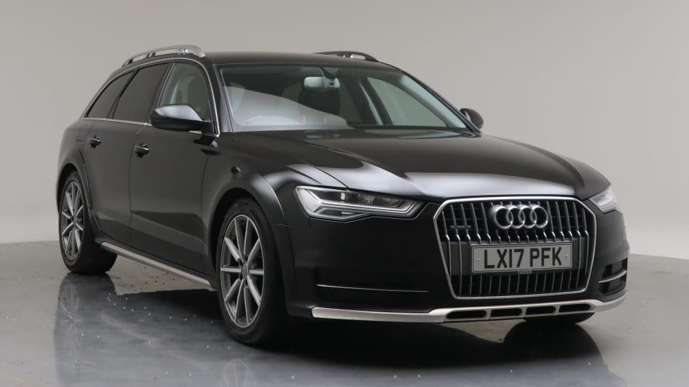 2017 Used Audi A6 Allroad 3L Sport TDI V6