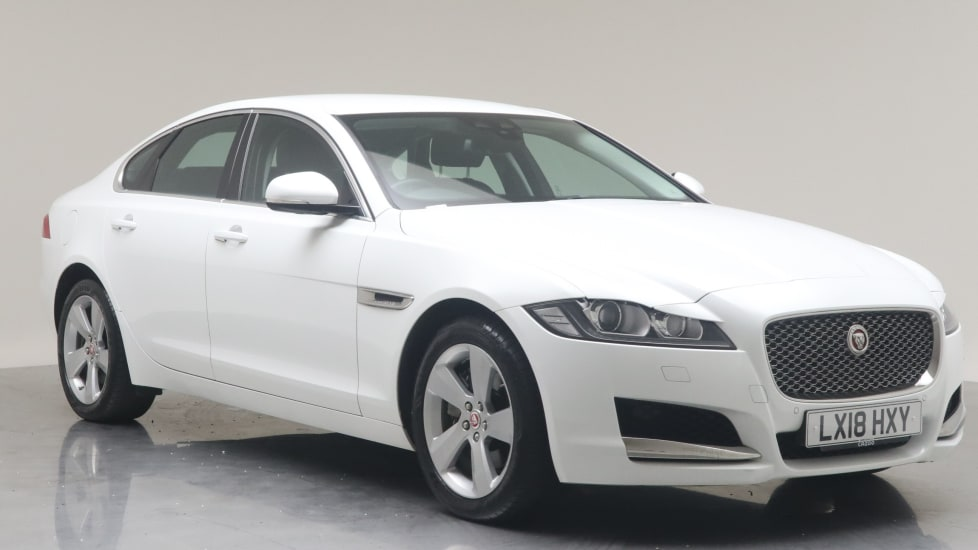 2018 Used Jaguar XF 2L Portfolio i