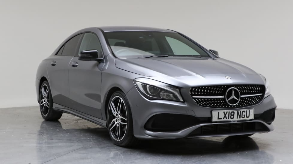 2018 Used Mercedes-Benz CLA Class 1.6L AMG Line CLA180