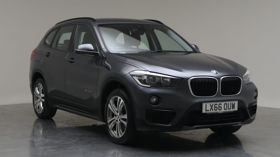 2016 Used BMW X1 2L Sport Nav Plus 20d