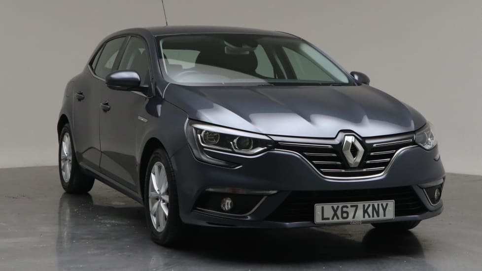 2017 Used Renault Megane 1.5L Dynamique Nav dCi