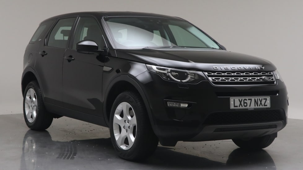 2017 Used Land Rover Discovery Sport 2L SE Tech eD4
