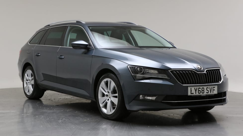 2019 Used Skoda Superb 1.5L SE L Executive ACT TSI