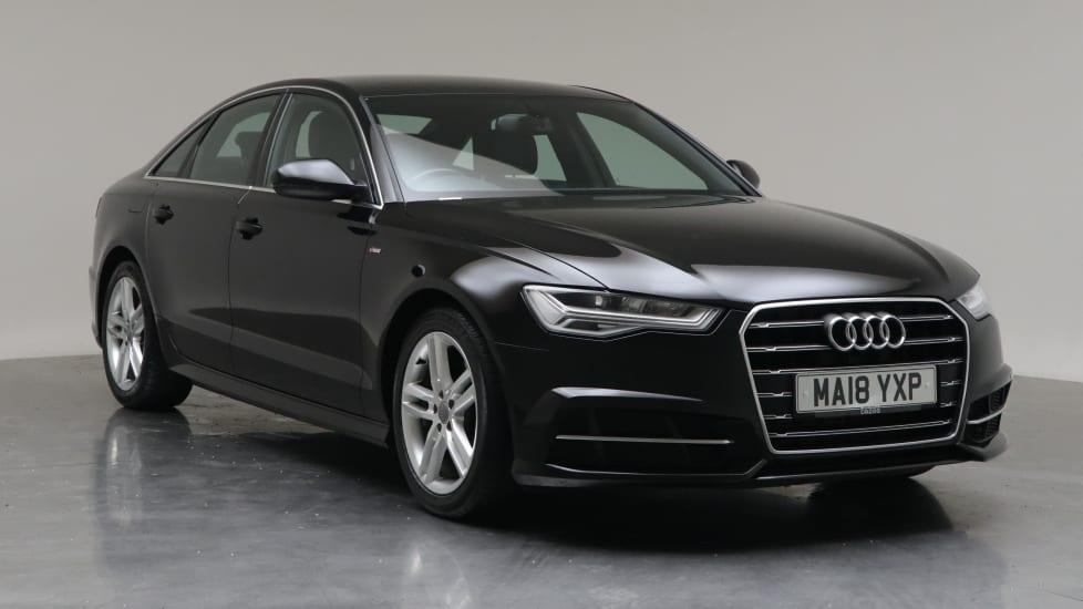 2018 Used Audi A6 Saloon 1.8L S line TFSI