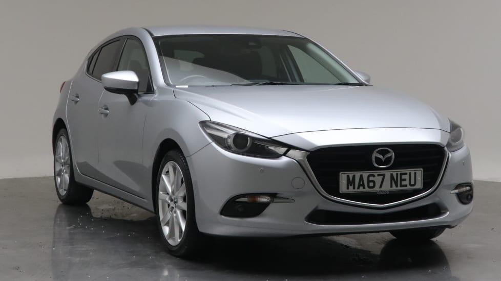 2017 Used Mazda Mazda3 2L Sport Nav SKYACTIV-G