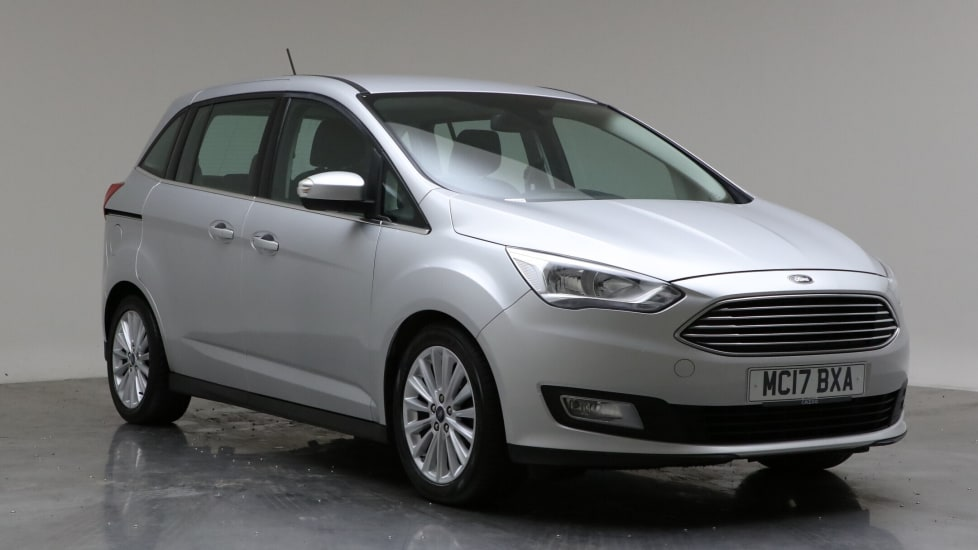 2017 Used Ford Grand C-Max 1L Titanium EcoBoost T