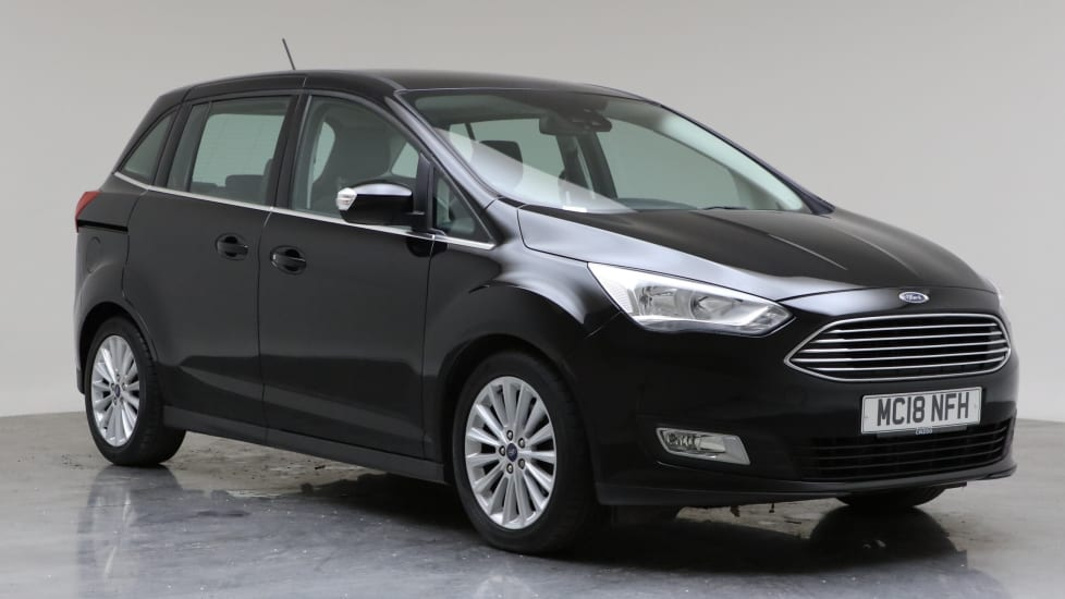 2018 Used Ford Grand C-Max 1L Titanium EcoBoost T