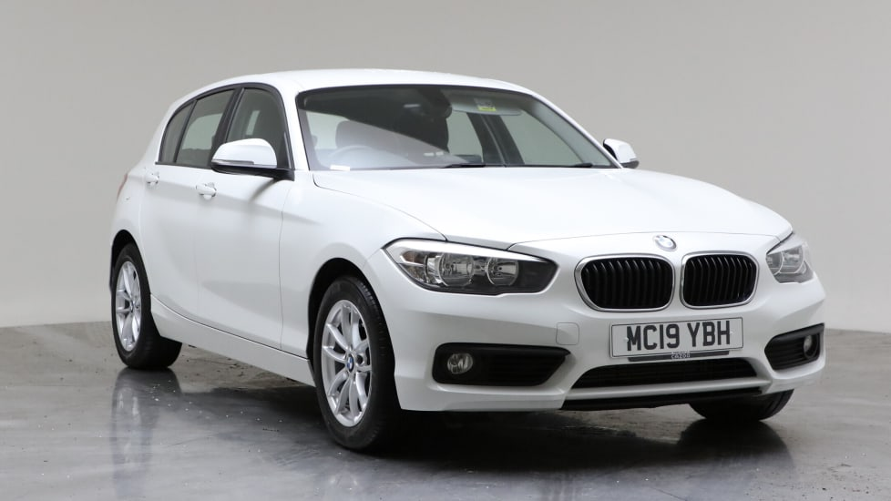 2019 Used BMW 1 Series 1.5L SE 118i