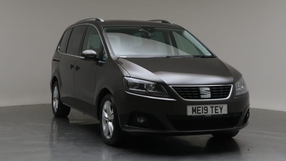2019 Used Seat Alhambra 2L XCELLENCE TDI