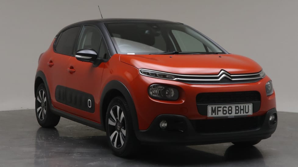 2018 Used Citroen C3 1.2L Flair PureTech