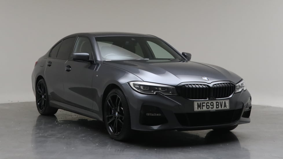 2019 Used BMW 3 Series 2L M Sport 330e