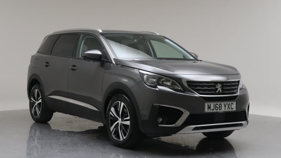 2018 Used Peugeot 5008 1.5L Allure BlueHDi