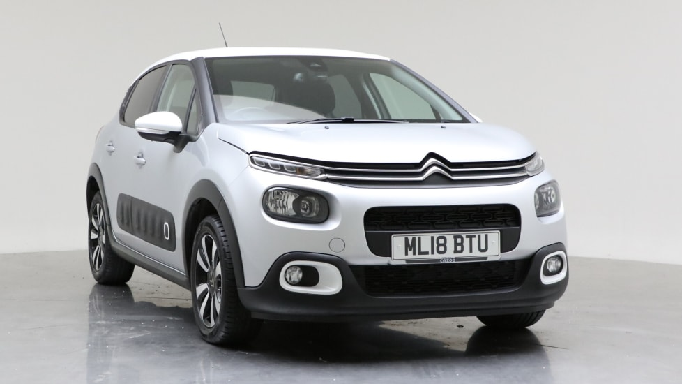 2018 Used Citroen C3 1.6L Flair BlueHDi