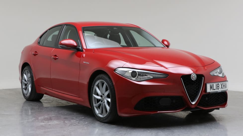 2018 Used Alfa Romeo Giulia 2L Veloce T
