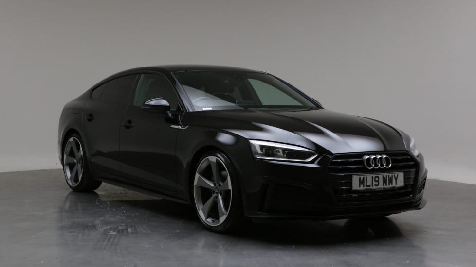2019 Used Audi A5 2L Black Edition TFSI
