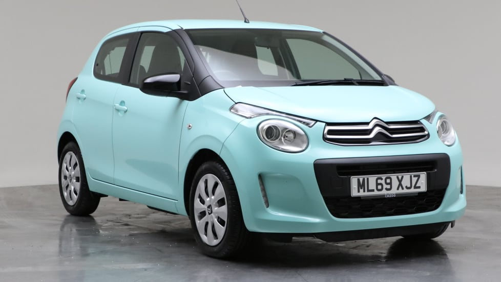 2019 Used Citroen C1 1L Feel VTi