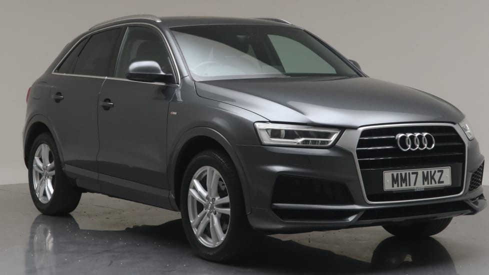 2017 Used Audi Q3 2L S line Edition TDI