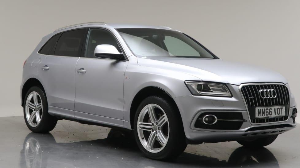 2017 Used Audi Q5 2L S line Plus TDI