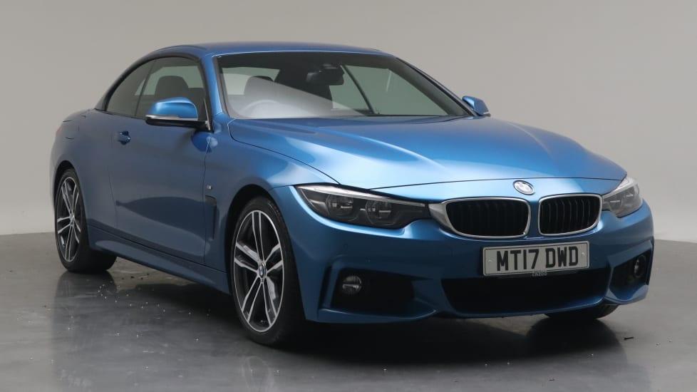 2017 Used BMW 4 Series 3L M Sport 440i