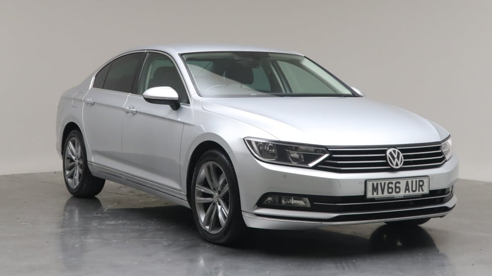 2016 Used Volkswagen Passat 2L GT BlueMotion Tech TDI
