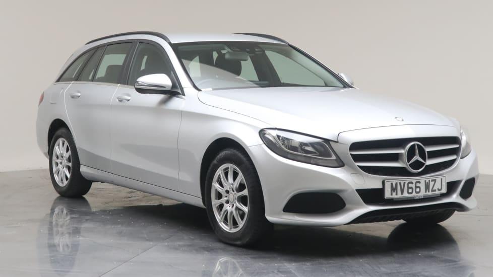 2016 Used Mercedes-Benz C Class 1.6L SE C200d