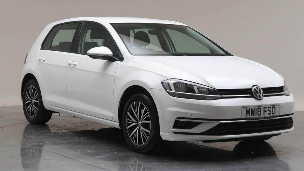 2018 Used Volkswagen Golf 2L SE Nav TDI