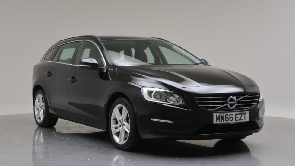 2016 Used Volvo V60 2.4L SE Nav Twin Engine D5