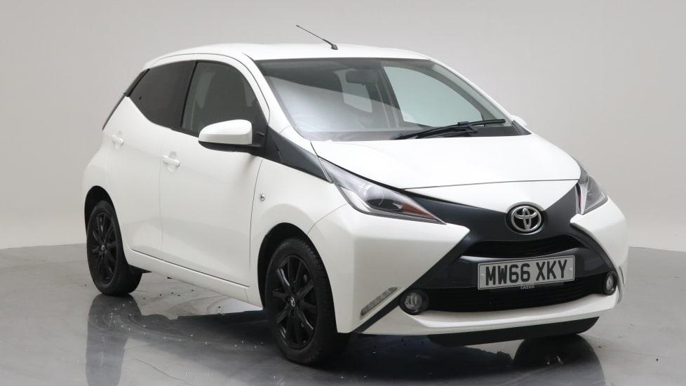 2017 Used Toyota AYGO 1L x-style VVT-i